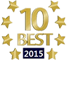 10 Best 2015 Client Satisfaction